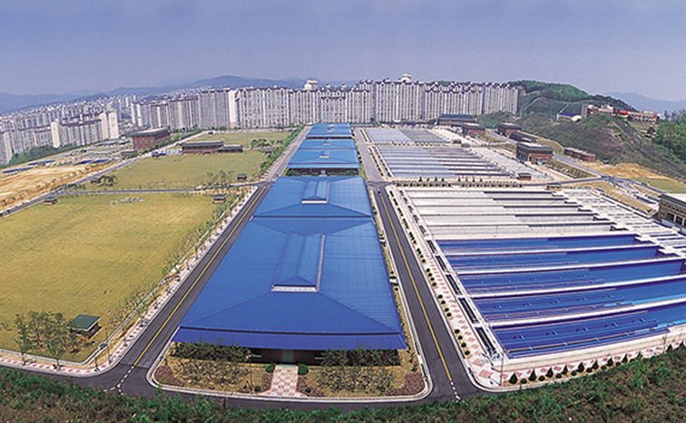 Seoul Metropolitan area water supply system