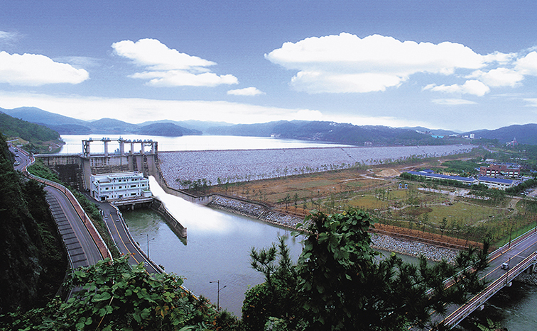 Namgang Multi-regional water supply system