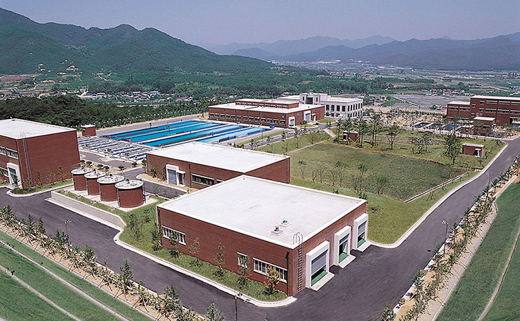 Pohang Multi-regional water supply system