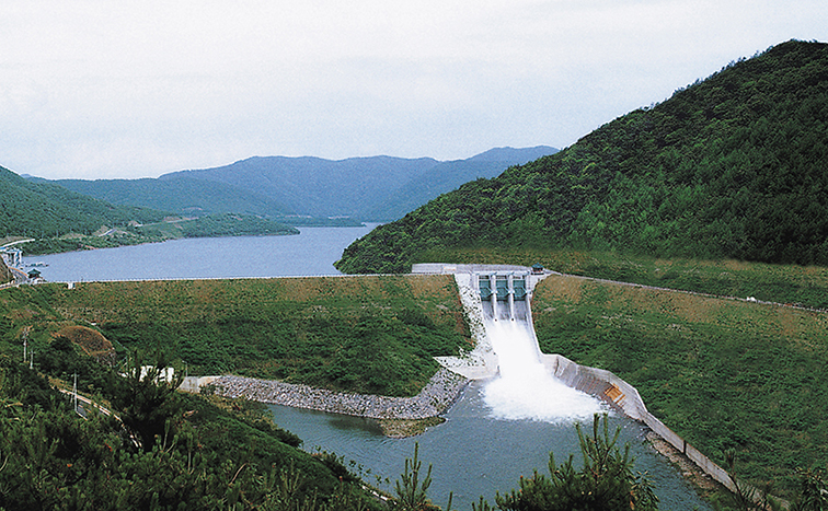 Boryeong Dam Multi-regional water supply system